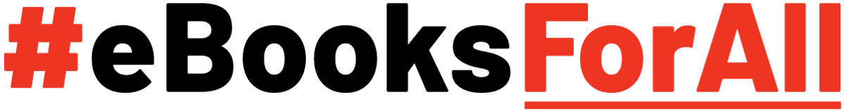 #eBooksForAll logo